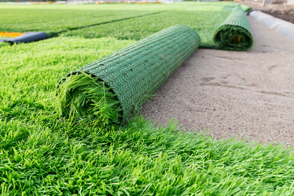 GALLERY | Artificial Grass, Synthetic Turf, and Putting Green